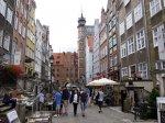 rynek w Gdańsku