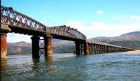 Most wykonany ze stali
