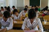 klasa podczas nauki