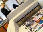 proces drukowania